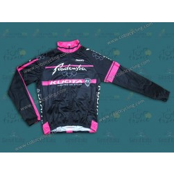 2014 Radenska - Kuota Thermal Long Sleeve Cycling Jersey
