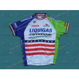 2013 Liquigas US Champion Cycling Jersey