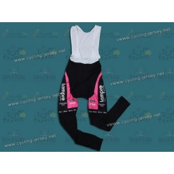 2010 Lampre Black Italy Thermal Cycling Bib Pants