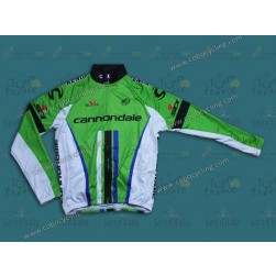 2013 Cannondale Thermal Cycling Long Sleeve Jersey