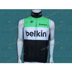 2014 Belkin Pro Team Cycling Wind Vest