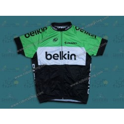 2014 Belkin Pro Team Cycling Jersey