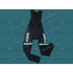 2014 Belkin Pro Team Thermal Cycling Bib Pants