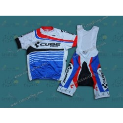 2014 Cube Cycling Jersey And Bib Shorts