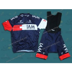 2014 Team IAM Cycling Jersey And Bib Shorts