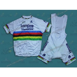 2014 Lampre World Champion Cycling Jersey And Bib Shorts