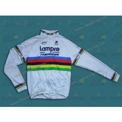 2014 Lampre World Champion Thermal Cycling Long Sleeve Jersey