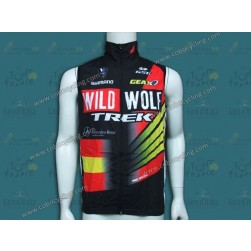 2013 TREK WildWolf Spain Champion Cycling Wind Vest