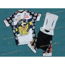 Magnus Maximus Coffee 2010 Cycling Jersey and Bib Shorts Set