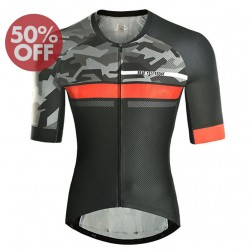 Discount  2017 VelomayKa Best Yesterday Dragonfly Trek Black Cycling jersey