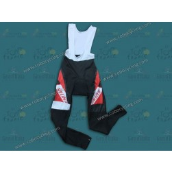 2013 SPED Red Thermal Cycling Bib Pants