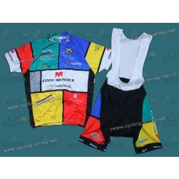 2012 Eddy Merckx Cycling Jersey And Bib Shorts