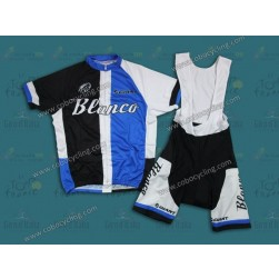 2013 Team Blanco Cycling Jersey and Bib Shorts