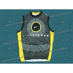 2010 Livestrong Cycling Vest