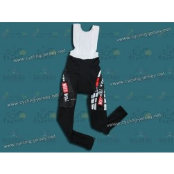 2012 Trek Wild Wolf Black And White Thermal Cycling Bib Pants
