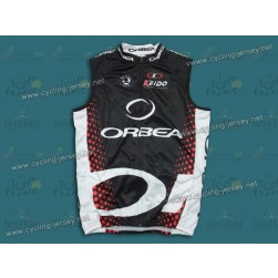 2011 Orbea Black With Read Dot Cycling Vest
