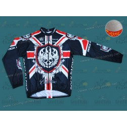 Rоck Rаcing London Thermal Team Cycling Long Sleeve Jersey