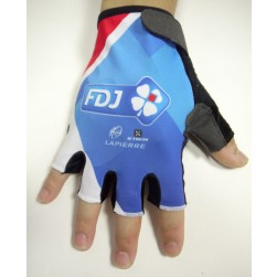 2015 Team FDJ Blue Cycling Glove