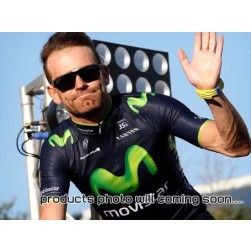 2014 Movistar Team Cycling Jersey And Bib Shorts