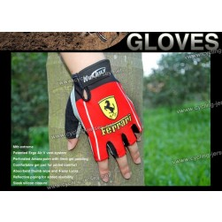 Ferrari Cycling Glove