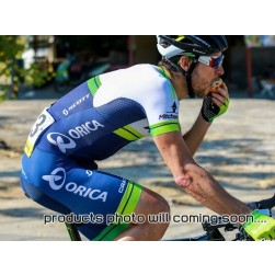 2014 Orica - GreenEdge Cycling Jersey And Bib Shorts