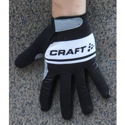2016 Craft Black Thermal Cycling Gloves