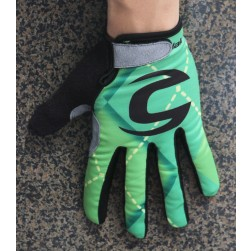 2016 Cannondale Garmin Green Thermal Cycling Gloves