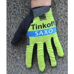 2016 Tinkoff Saxo Thermal Cycling Gloves
