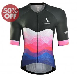 Discount  2017 VelomayKa Best Yesterday Dragonfly Wave Cycling jersey