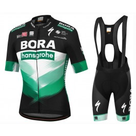 2020 BORA-hansgrohe Team Cycling Jersey And Bib Shorts Set