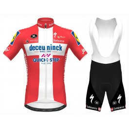 2020 Quick-Step Denmark Champion Cycling Jersey And Bib Shorts Set