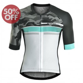 Discount  2017 VelomayKa Best Yesterday Dragonfly Trek Black/Blue Cycling jersey