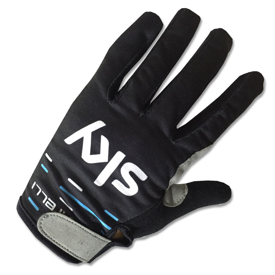 2017 Skу Black Thermal Long Gloves