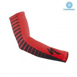 2017 SPED SZK Red Thermal Cycling Arm Warmer