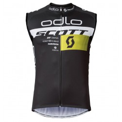 2016 Scott ODLO Team Black Cycle Vest