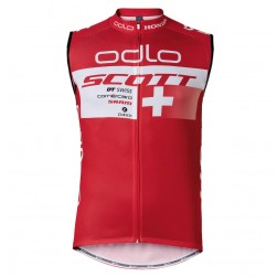 2016 Scott ODLO Team Red Cycle Vest