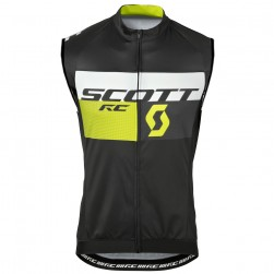 2016 Scott RC Black-Yellow Cycle Vest
