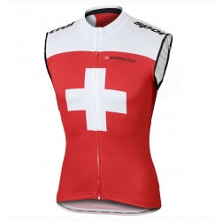 2016 Spоrtful Swiss Red Cycle Vest