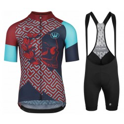 2020 Asos Fastlane Wyndymilla Anarchy Cycling Jersey And Bib Shorts Set