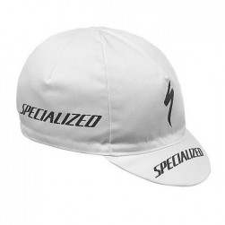SPED SL White Cycling Cap