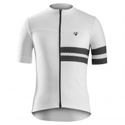 2017 Bontrager Circuit White Cycling Jersey