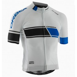 2017 Orbea Team White Cycling Jersey