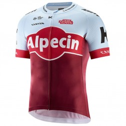 2018 Team Katusha Alpecin Cycling Jersey