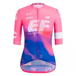 2019 Rapha EF Education Pink Women's Cycling Jersey