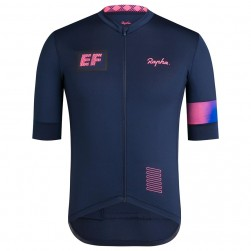 2019 Rapha EF Team Blue Cycling Jersey