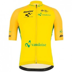 2019 Tour de Suisse Yellow Cycling Jersey
