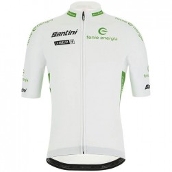 2019 La Vuelta White Cycling Jersey