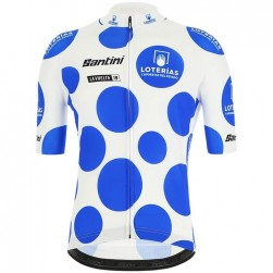 2019 Tour de Spain Blue Cycling Jersey