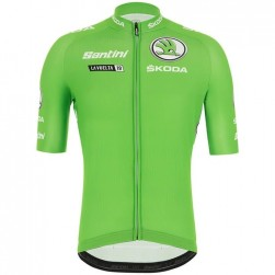 2019 Tour de Spain Green Cycling Jersey
