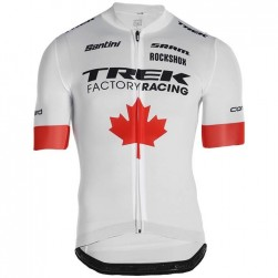 2019 Trek Factory Racing Canada Champion Cycling Jersey